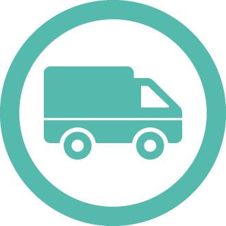 icoons-verzending-levering-services